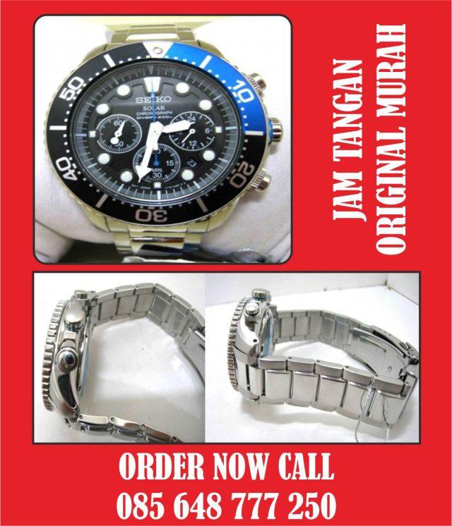 Seiko Solar Diver SSC017